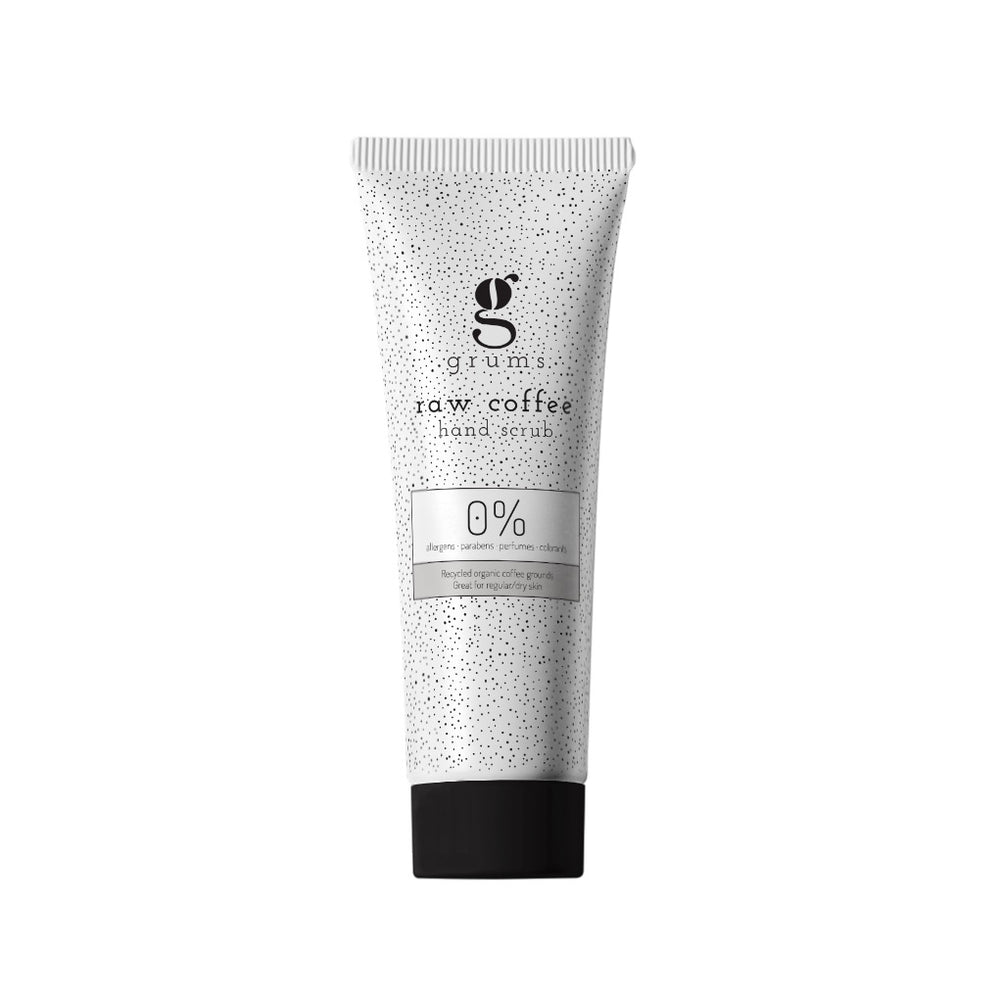 Raw Coffee Hand Scrub + Wash, 120ml