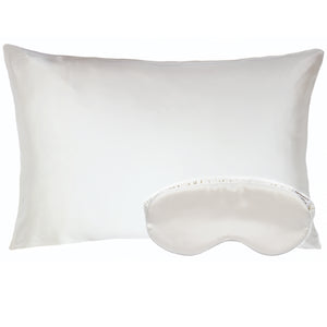 Privé Silk Sleep Mask & Pillowcase Slip