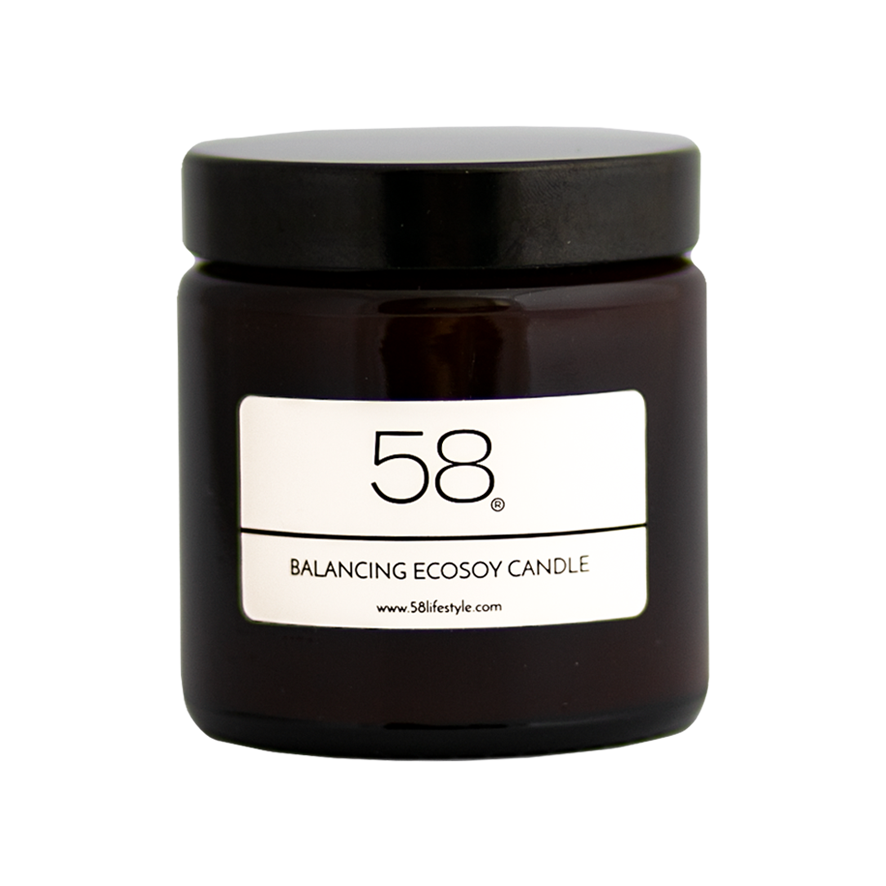 Mood Boosting Travel Candle