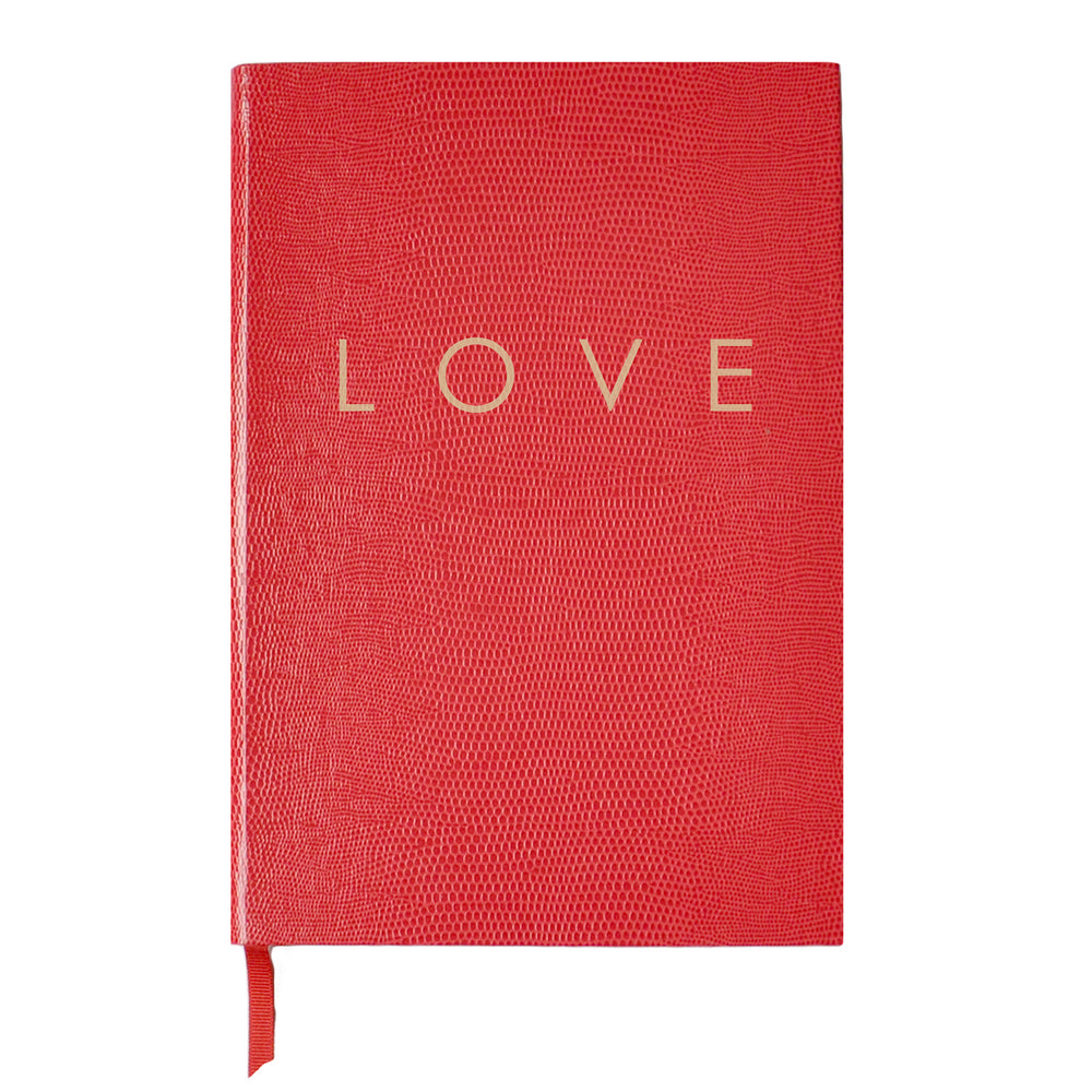 Love Bridal Notebook