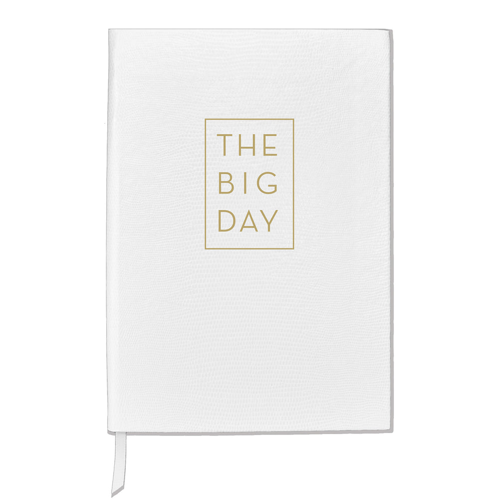 The Big Day Notebook