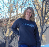 Hockey mom sweaters-Bella Canvas brand