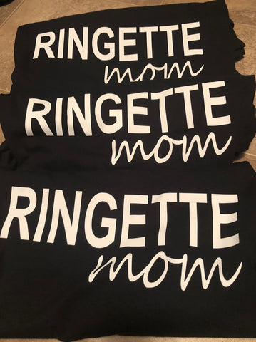 Ringette mom sweater