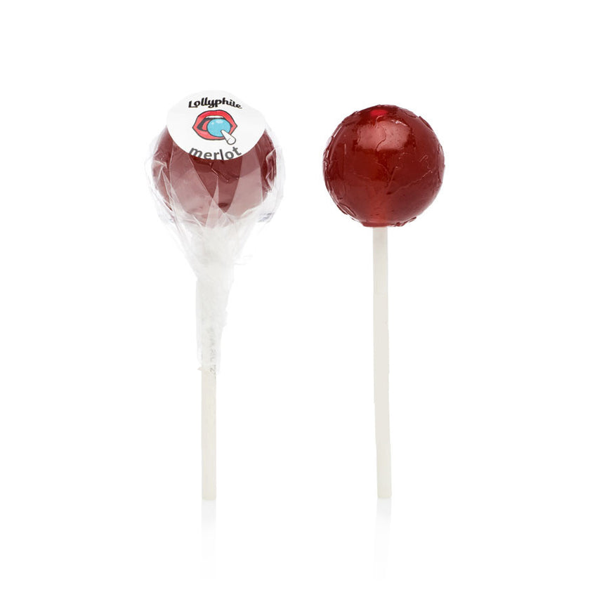 Merlot Lollipops!