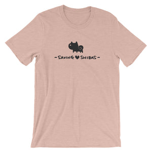 Saving Shibas Inc Original T-Shirt (Unisex) - Horizontal