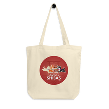 Saving Shibas Inc Logo Eco Tote Bag