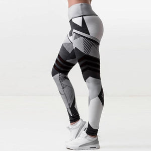 Fierce  Mid Waist Leggings
