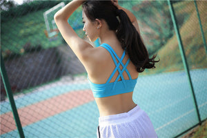 Sianne High Support Sports Bra