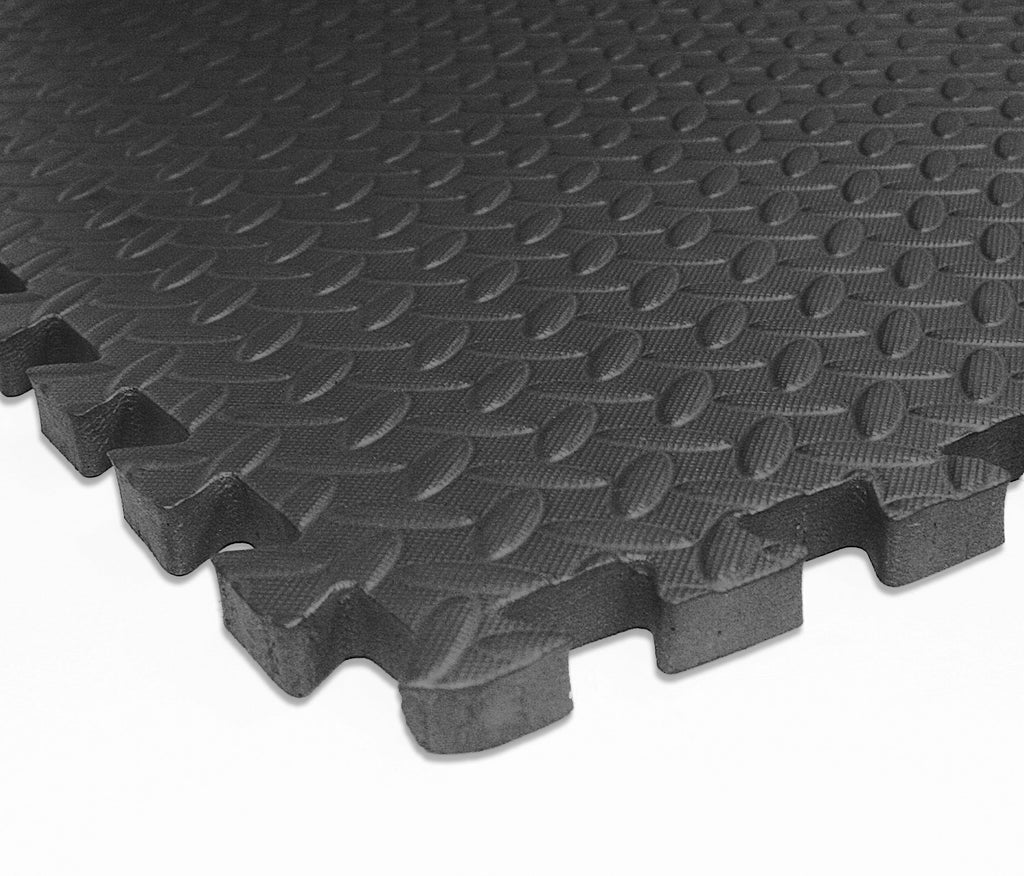 "Extra Thick Foam Flooring 6- 24""x24"" tiles"