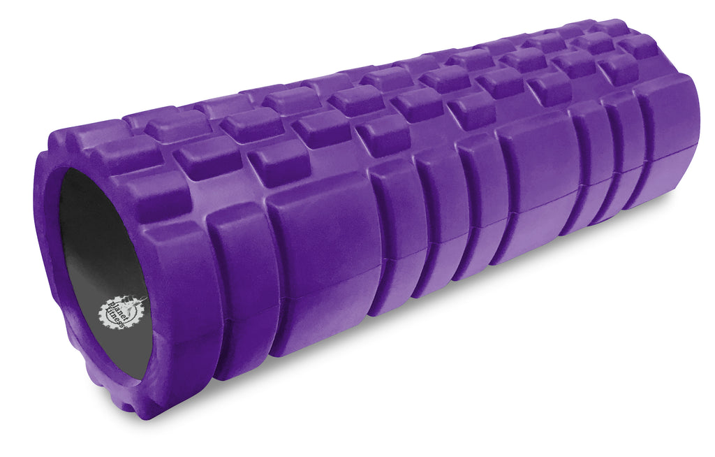 "18"" Purple Deep Tissue Hollow Core Roller"