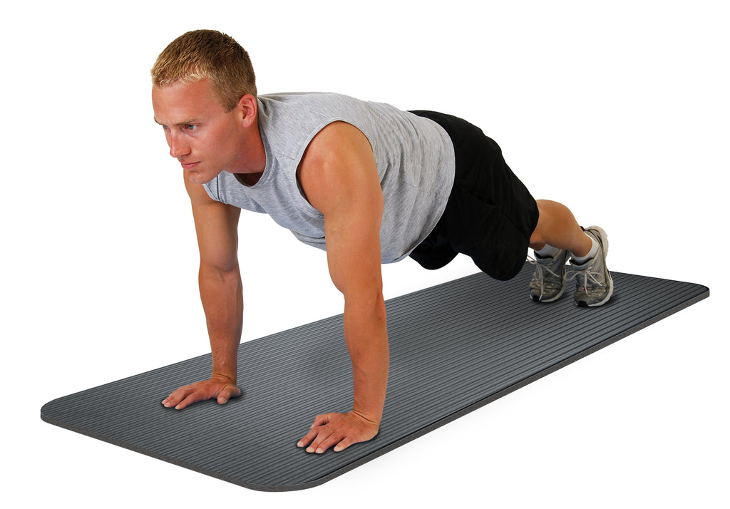 "12mm Exercise Mat - 24"" x 72"""