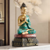 Handcrafted Sitting Buddha Statue