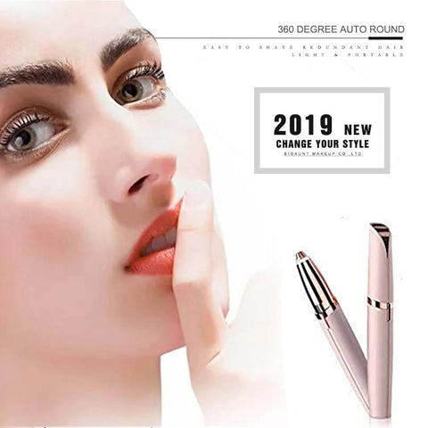 Electric Eyebrow Trimmer for Women