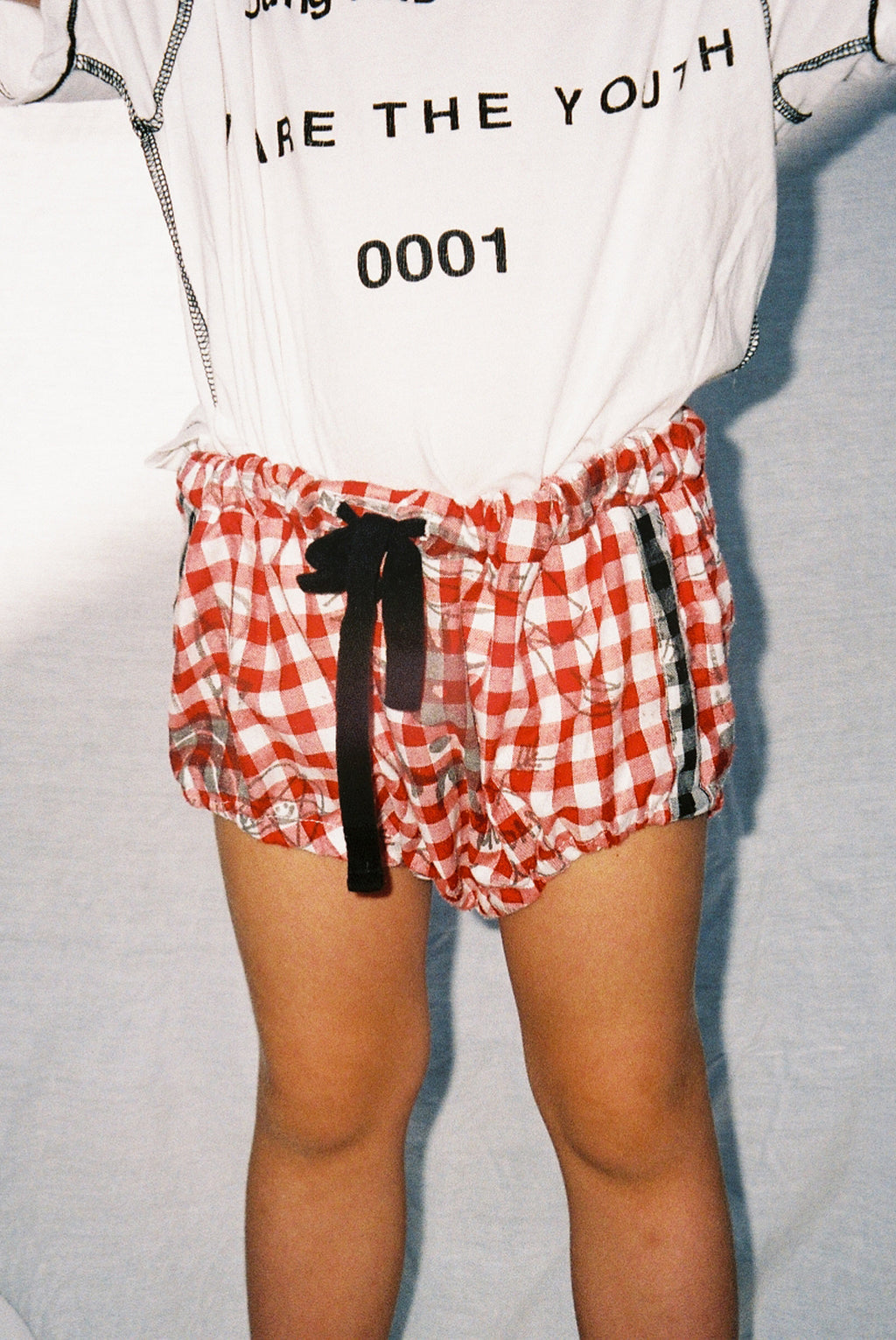 ART ATTACK BLOOMERS  / RED