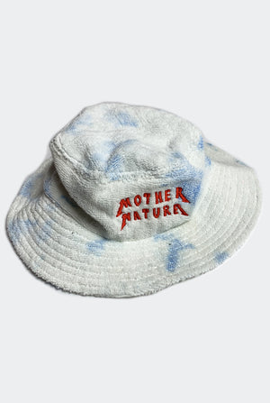 MOTHER NATURE HAT / SKY TIE DYE