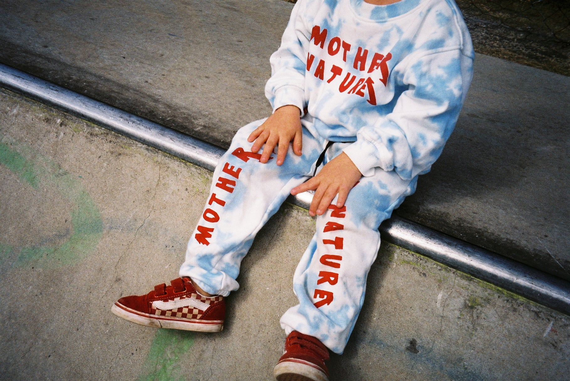 MOTHER NATURE SWEATPANT / SKY TIE DYE PREORDER