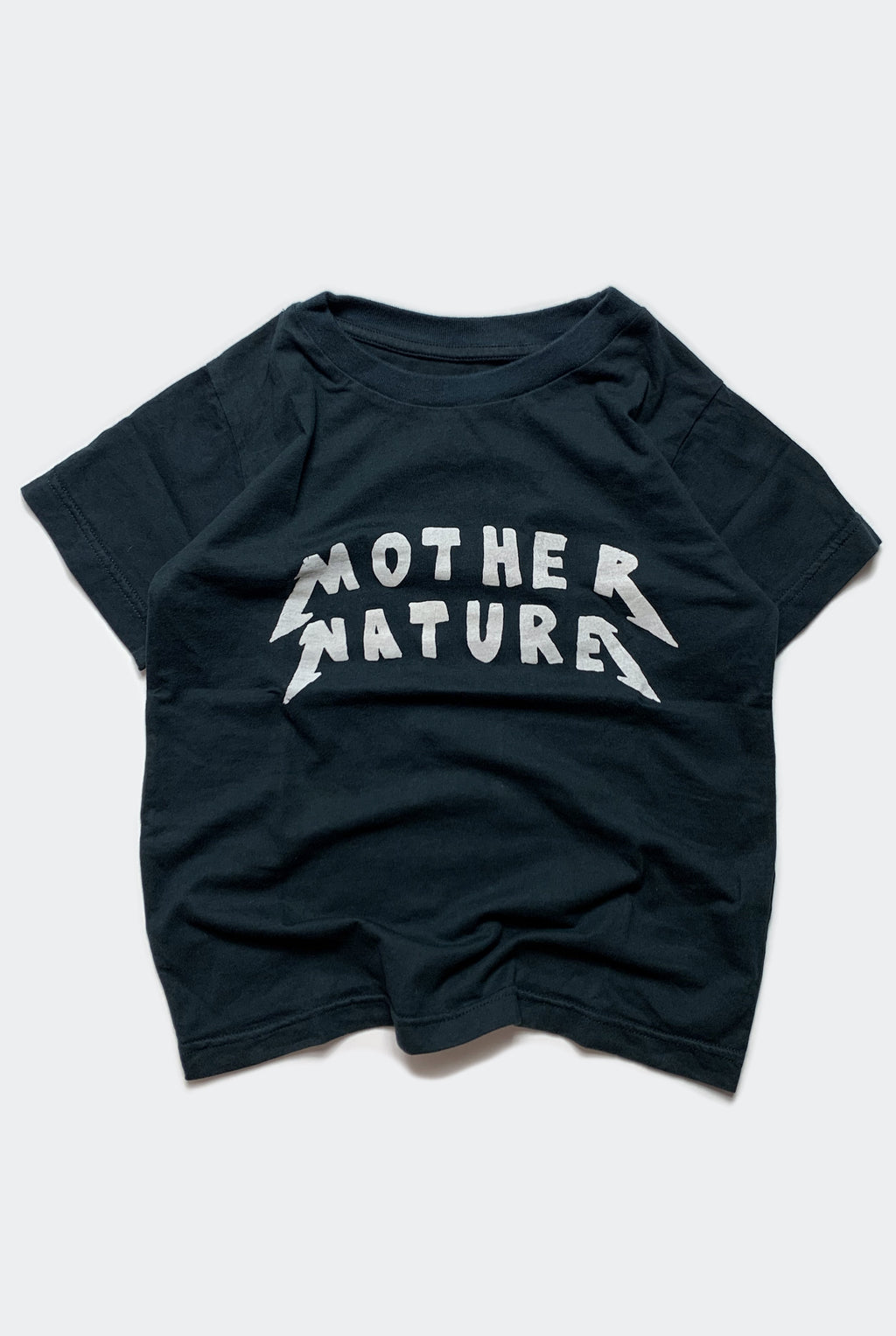MOTHER NATURE TEE / MIDNIGHT