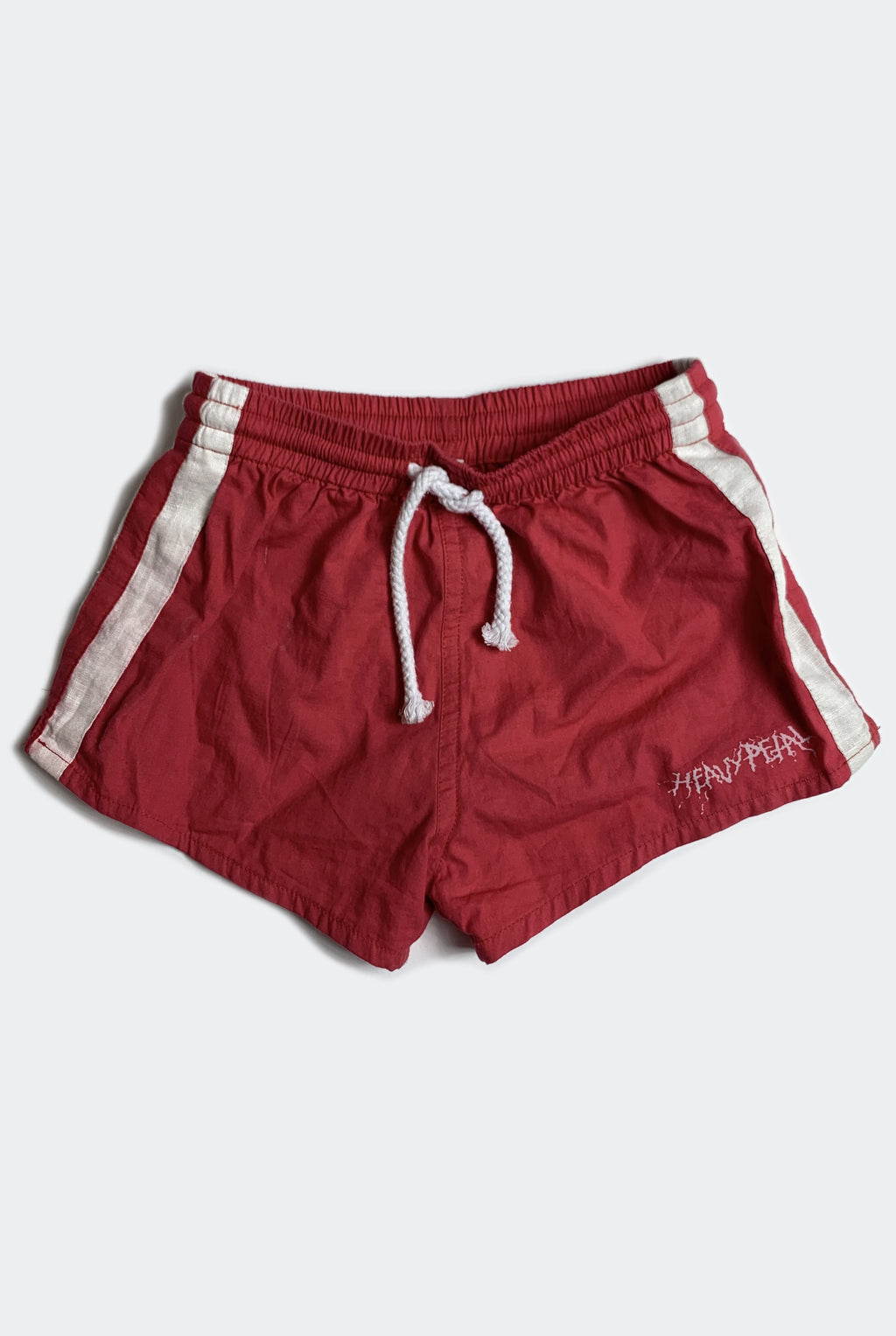 OFF TRACK SHORTS / RED