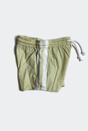 OFF TRACK SHORTS / TAN