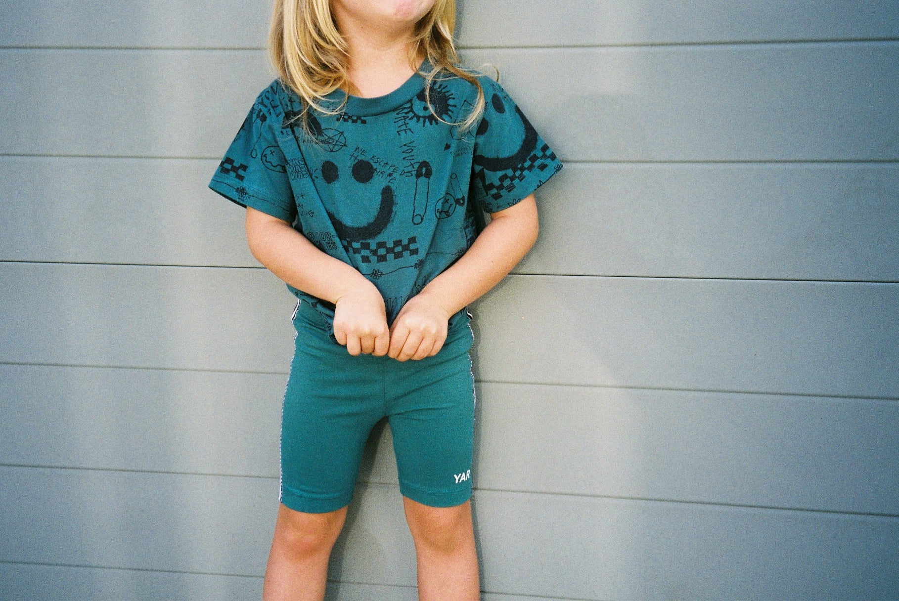 TRIKE SHORT /  FOREST GREEN