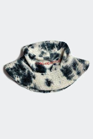 YAR BUCKET HAT / MIDNIGHT TIE DYE