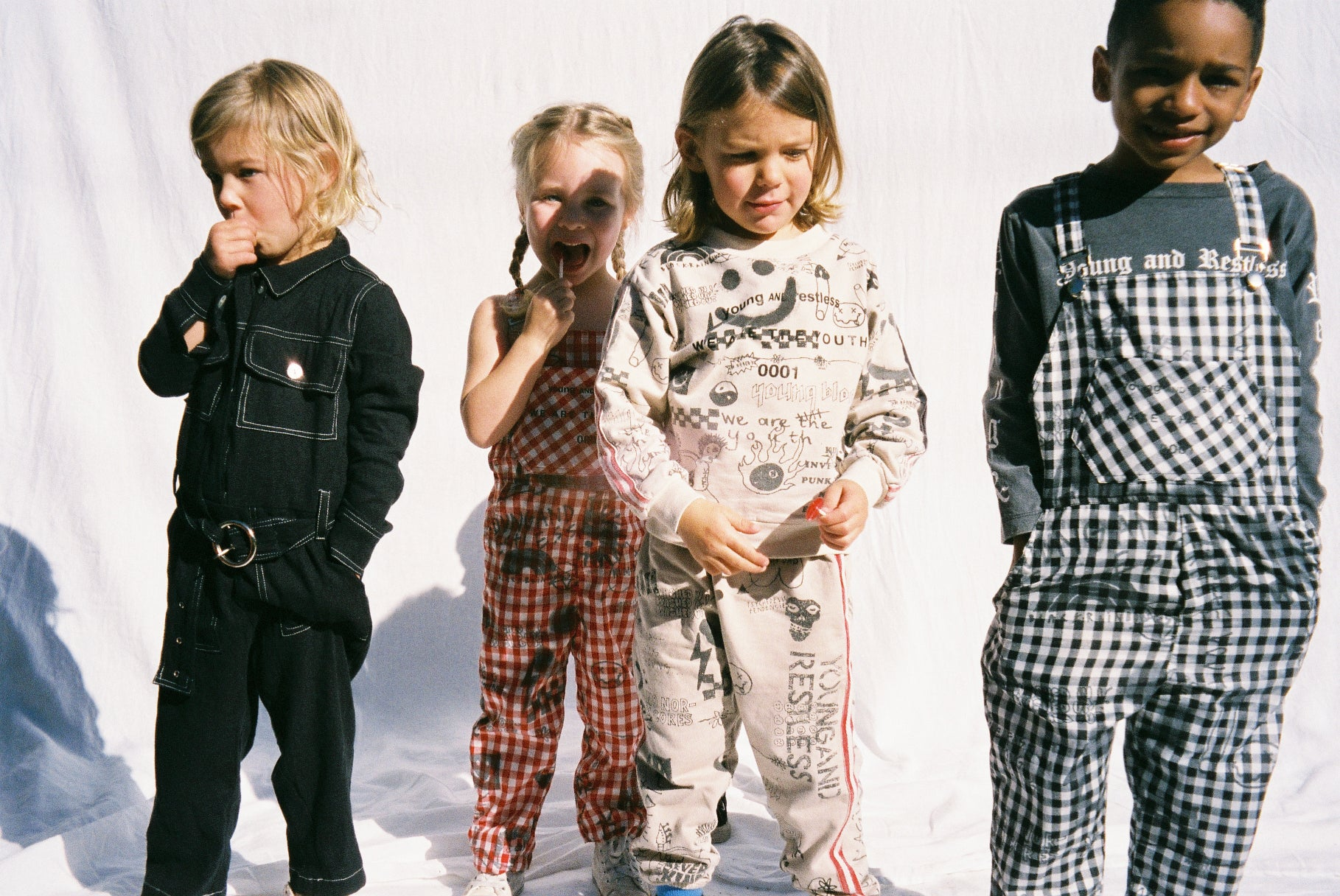 YOUTH SWEATSUIT SET