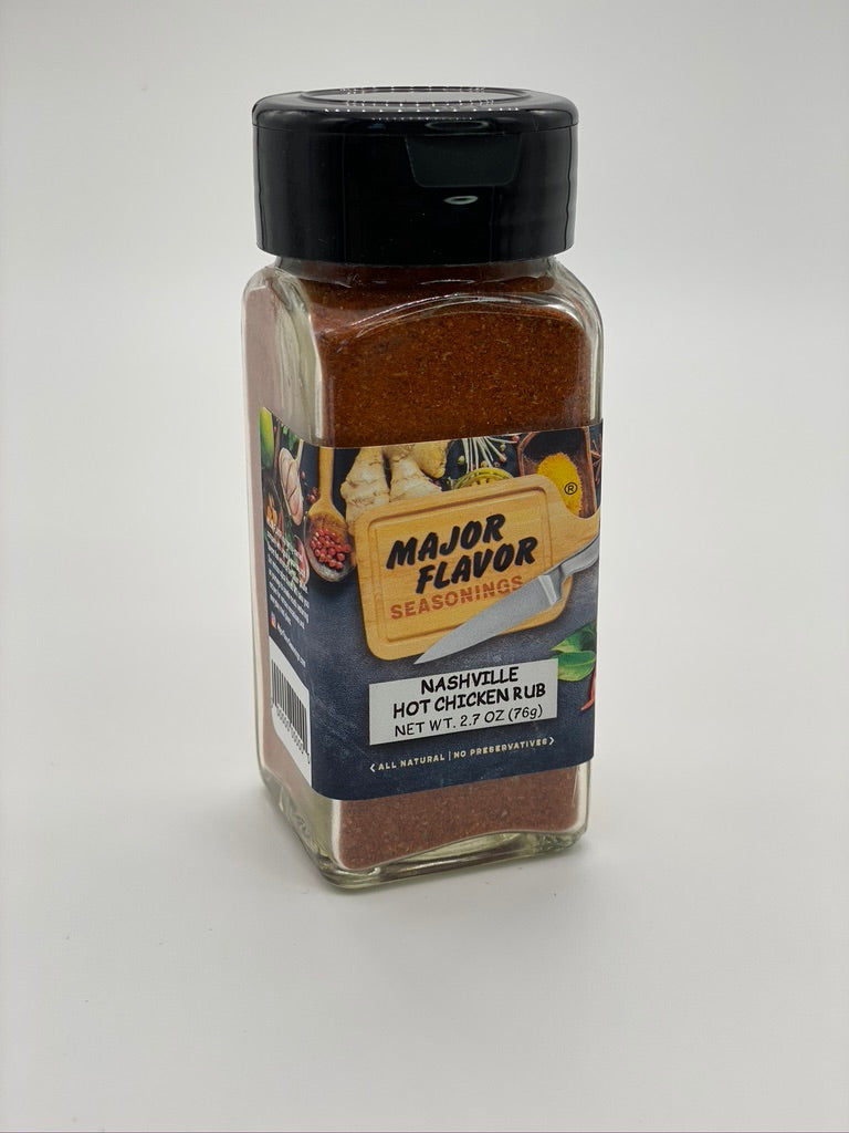 NASHVILLE HOT CHICKEN RUB