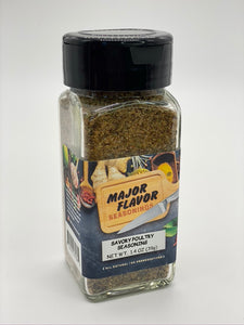SAVORY POULTRY SEASONING