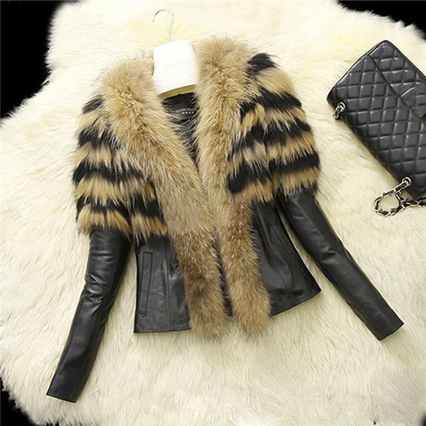 Autumn And Winter Fashion New Imitation Fur Clothing