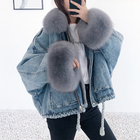 Fashion Pure Color Long Sleeve Zipper Coat.