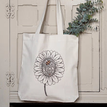 Load image into Gallery viewer, Bee Kind tote bag