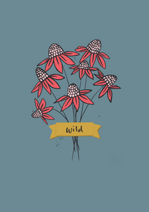 Wild • Limited Edition Giclée Art Print