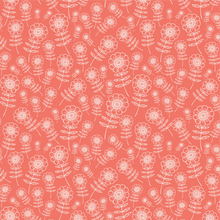 Load image into Gallery viewer, Fan Floral Coordinate 3
