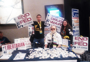 CONVENTION TABLE AND THE NOLA JOB
