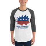 Wisconsin LP Porcupine National Baseball Shirt