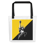 Voluntaryist/AnCAp Tote bag