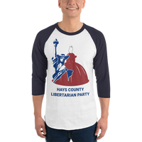 Hays Courthouse Baseball Shirt