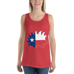 Porcupine Texas Tank Top
