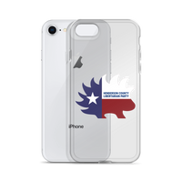 Henderson LP Porcupine Texas iPhone Case