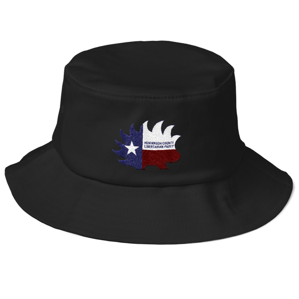 DISCONTINUED Texas Porcupine Bucket Hat