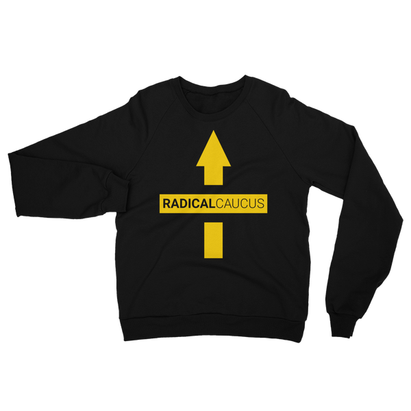 Radical Caucus Fleece Raglan Sweatshirt