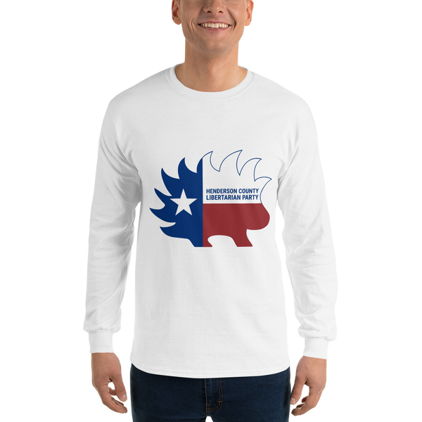 Henderson LP Porcupine Texas Long Sleeve T-Shirt