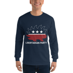 LP Porcupine US Long Sleeve Shirt
