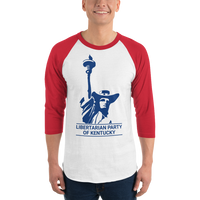 Kentucky LP Classical Statue Hat Logo Baseball Shirt