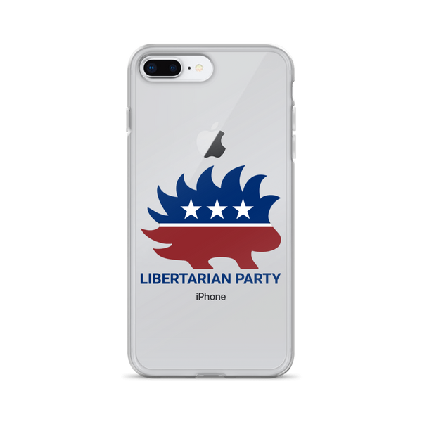 LP Porcupine US iPhone Case