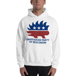 Wisconsin LP Porcupine US Hooded Sweatshirt