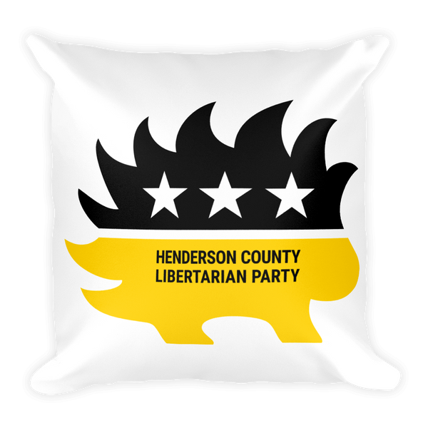 Henderson LP Porcupine Ancap Square Pillow