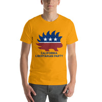 California LP Porcupine US T-Shirt
