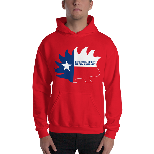 Henderson LP Porcupine Texas Hooded Sweatshirt