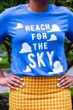 Load image into Gallery viewer, Reach for the Sky Adult Tee